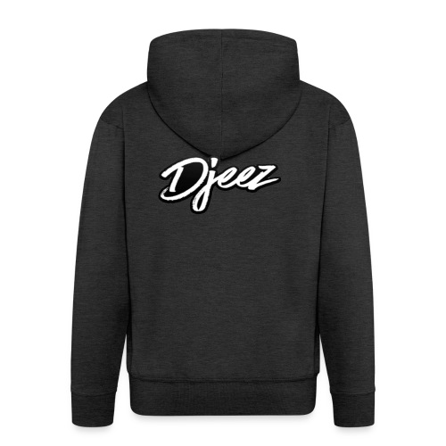 djeez_official_kleding - Mannenjack Premium met capuchon