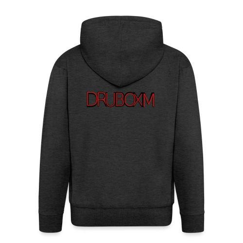 Druboxm - Men's Premium Hooded Jacket