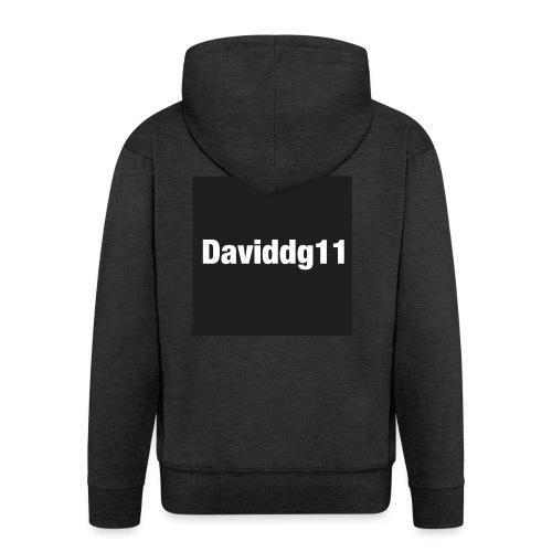 daviddg11 - Men's Premium Hooded Jacket