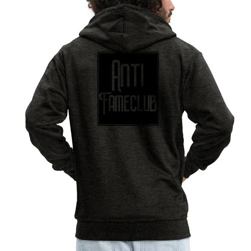 Anti FameClub - Männer Premium Kapuzenjacke