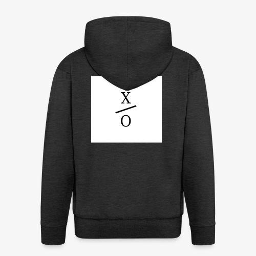 X/0 logo square - Premium-Luvjacka herr