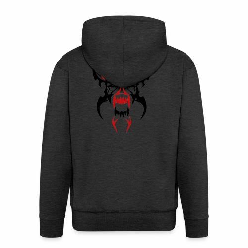 Devil - Men's Premium Hooded Jacket