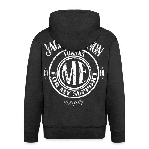 Jack McBannon Thanks Me For My Support - Männer Premium Kapuzenjacke