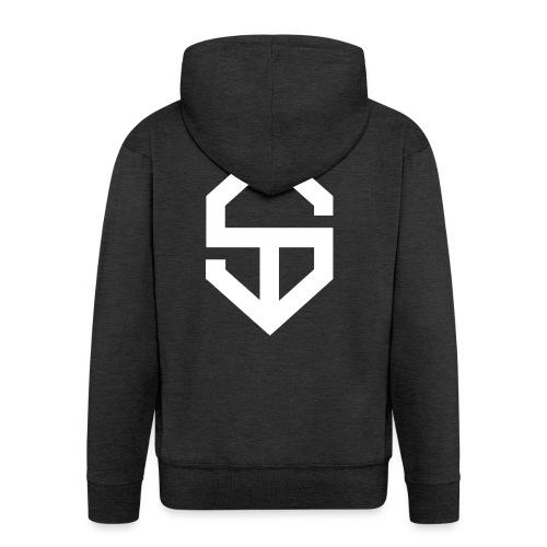 teamskills clothing - Felpa con zip Premium da uomo