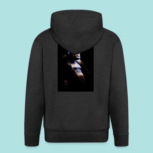 Respect - Men's Premium Hooded Jacket