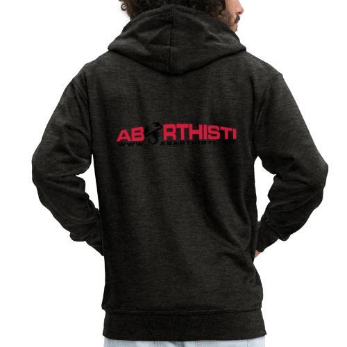 abarthlogored - Premium Hettejakke for menn