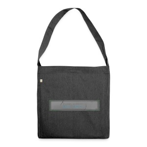 RUNIC_GARMZ - Shoulder Bag made from recycled material
