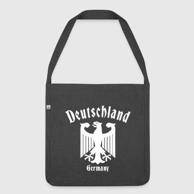 Deutschland Deutschland - Schultertasche aus Recycling-Material