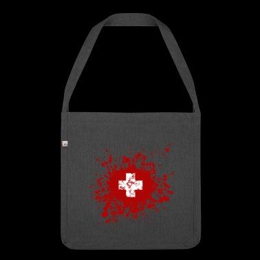 Suiza - Suiza - Bandolera de material reciclado