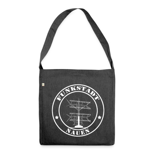 Funker - Schultertasche aus Recycling-Material