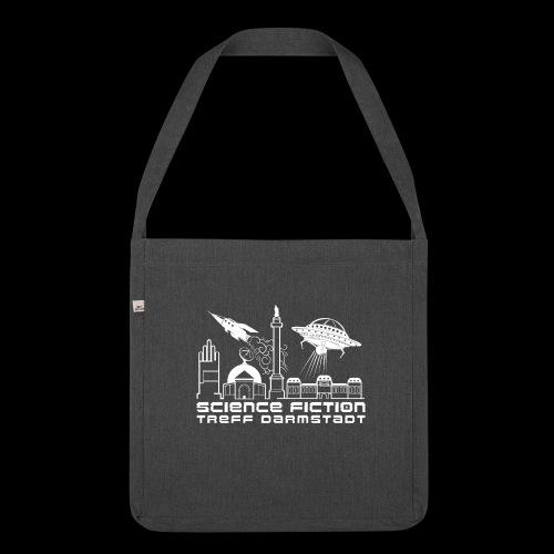 Science Fiction Treff Darmstadt - Schultertasche aus Recycling-Material