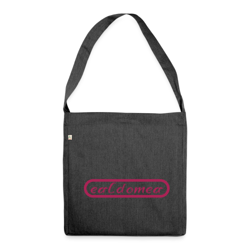 ealdomea-sport - Shoulder Bag made from recycled material