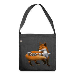 Foxcraft T-Shirts - Shoulder Bag made from recycled material