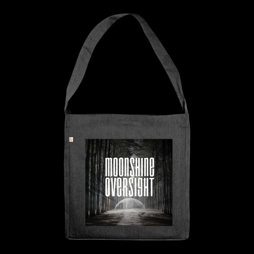 Artwork Moonshine Oversight - Sac bandoulière 100 % recyclé
