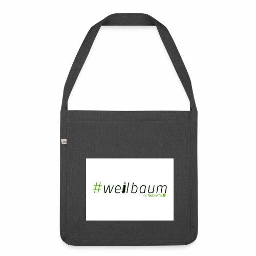 Offizielle weilbaum Tasse - Schultertasche aus Recycling-Material