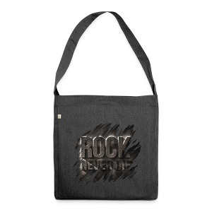 ROCK - Borsa in materiale riciclato