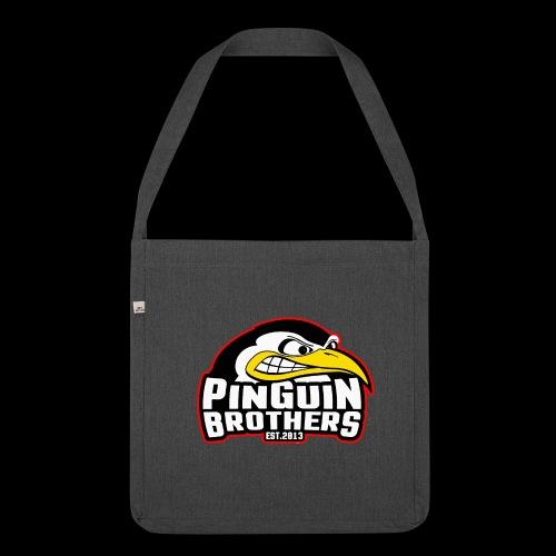 Pinguin bracia Clan - Torba na ramię z materiału recyklingowego
