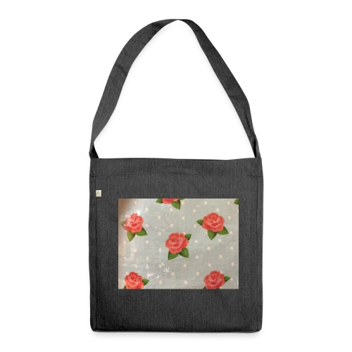 Rosie - Shoulder Bag made from recycled material