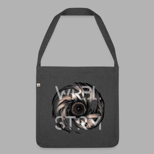Coverartwork des feuerhaus Albums WRBLSTRM - Schultertasche aus Recycling-Material