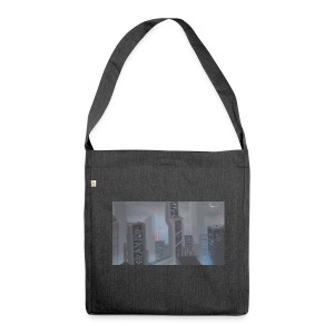 dark_age_city - Shoulder Bag made from recycled material