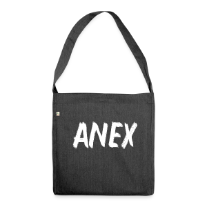Anex Shirt - Shoulder Bag made from recycled material