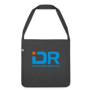 International Dance Radio - Bandolera de material reciclado