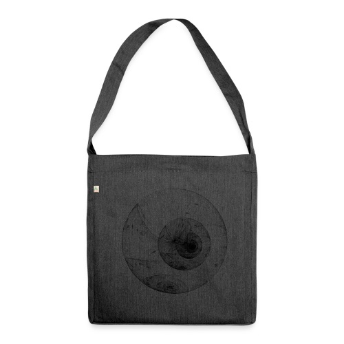Eyedensity - Shoulder Bag made from recycled material