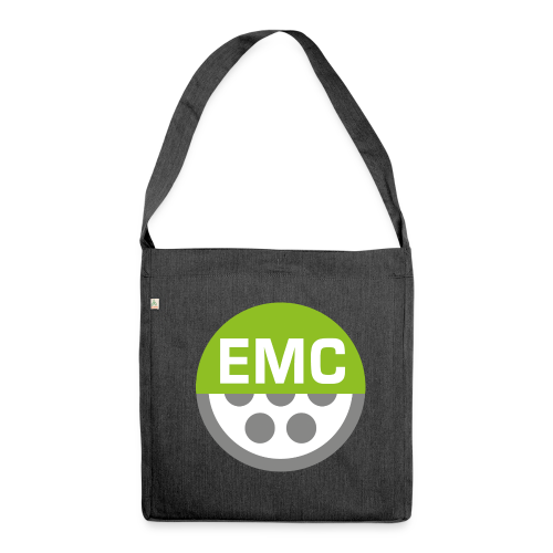 ElektroMobilitätsClub Icon - Schultertasche aus Recycling-Material