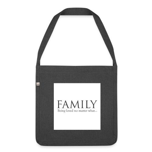 36d_family - Skulderveske av resirkulert materiale