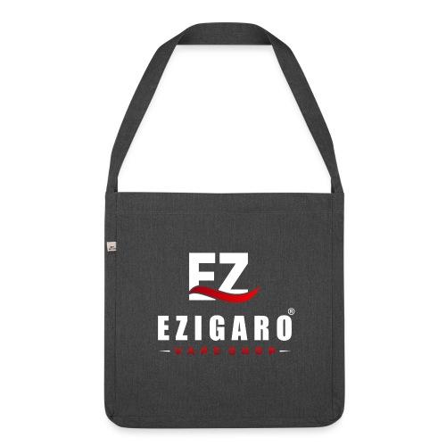 EZIGARO Vapeshop - Schultertasche aus Recycling-Material