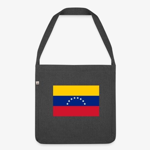 Venezolaanse vlag Venezuela - Schoudertas van gerecycled materiaal