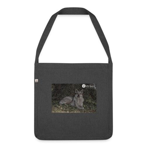 La Tanière des Chiens-Loups - Sac bandoulière 100 % recyclé