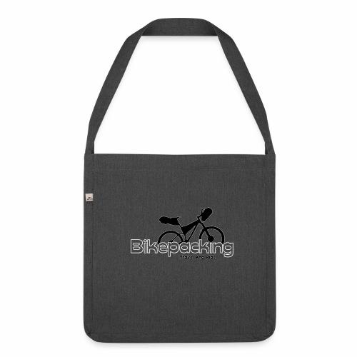 Bikepacking - Schultertasche aus Recycling-Material
