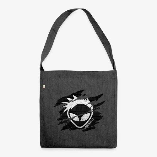 ALIEN CUT - KICK LINE - Borsa in materiale riciclato