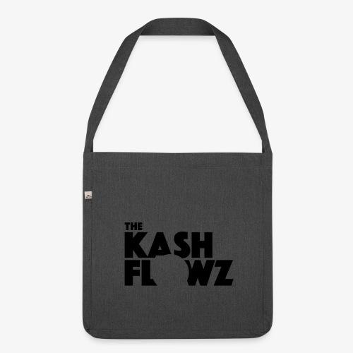 The Kash Flowz Official Black - Sac bandoulière 100 % recyclé