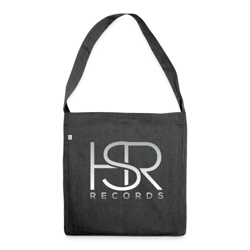 HSR RECORDS - Borsa in materiale riciclato