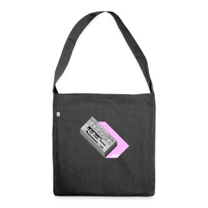 303 Love Pink #TTNM - Shoulder Bag made from recycled material