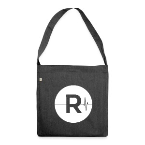 REVIVED - BIG R - Shoulder Bag made from recycled material