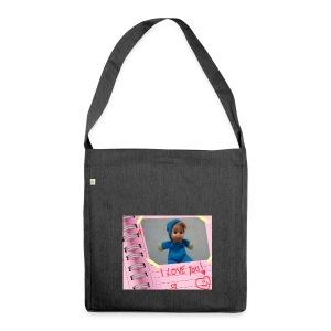 FIAMMIFERINO_LOVE-png - Borsa in materiale riciclato