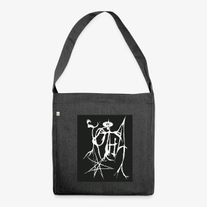 Kotha Blurred Logo - Shoulder Bag made from recycled material