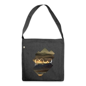 Women's shirt Album Cover - Shoulder Bag made from recycled material