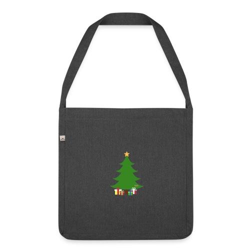 Christmas VHP - Skuldertaske af recycling-material