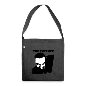 The Butcher - Schultertasche aus Recycling-Material