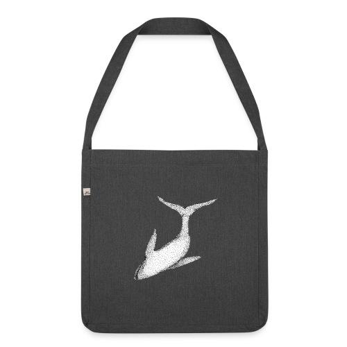 baleine - Sac bandoulière 100 % recyclé