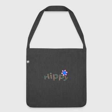 HH Hippie - Schultertasche aus Recycling-Material