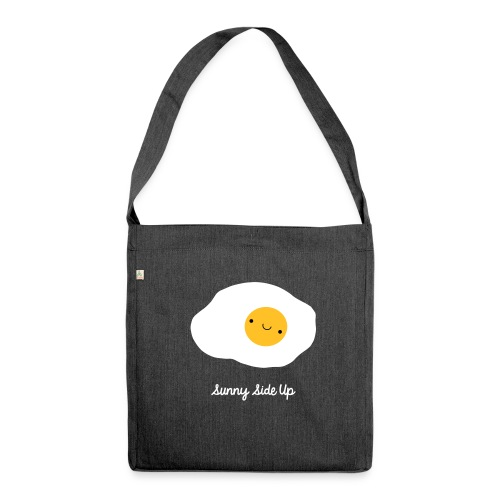 Sunny Side Up - Shoulder Bag made from recycled material