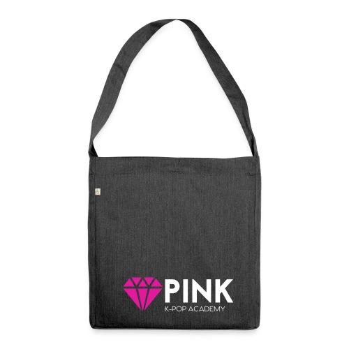 Pink K-Pop Acadmey - Shoulder Bag made from recycled material