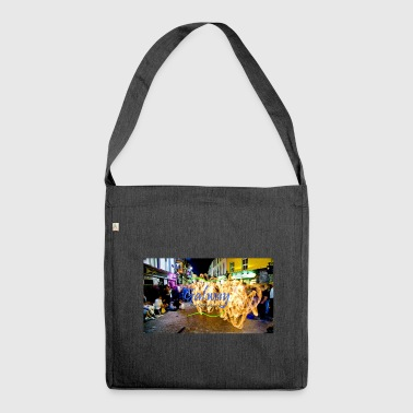 CITY OF CULTURE 2020- Galway - Shoulder Bag made from recycled material