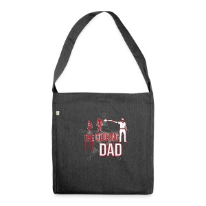 The cooking Dad - Schultertasche aus Recycling-Material