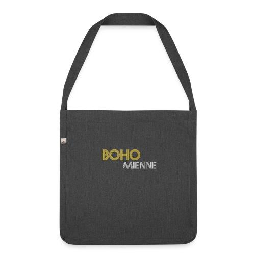 Bohomienne - Schoudertas van gerecycled materiaal